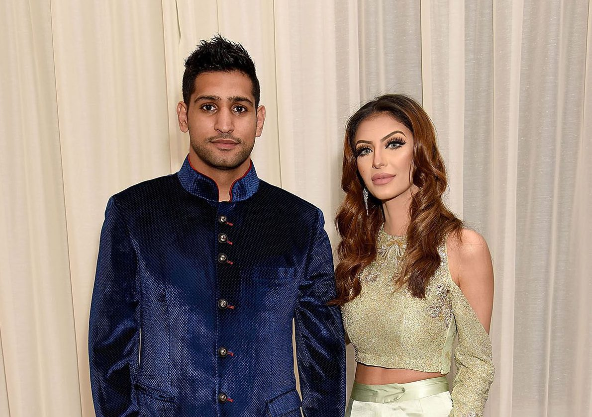 Amir Khan's wife Faryal Makhdoom 'in talks for Celebrity Big Brother' and she asks fans to help her decide