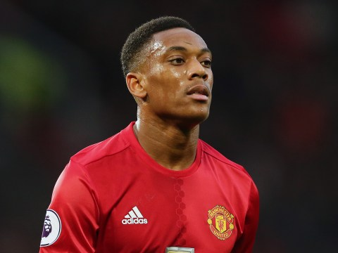 Jose Mourinho reveals agreement with Anthony Martial over his playing time at Manchester United