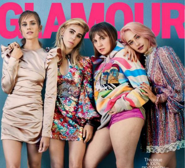 Glamour magazine goes Photoshop-free in first issue produced entirely by women