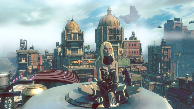 Gravity Rush 2 (PS4) - Kat is back