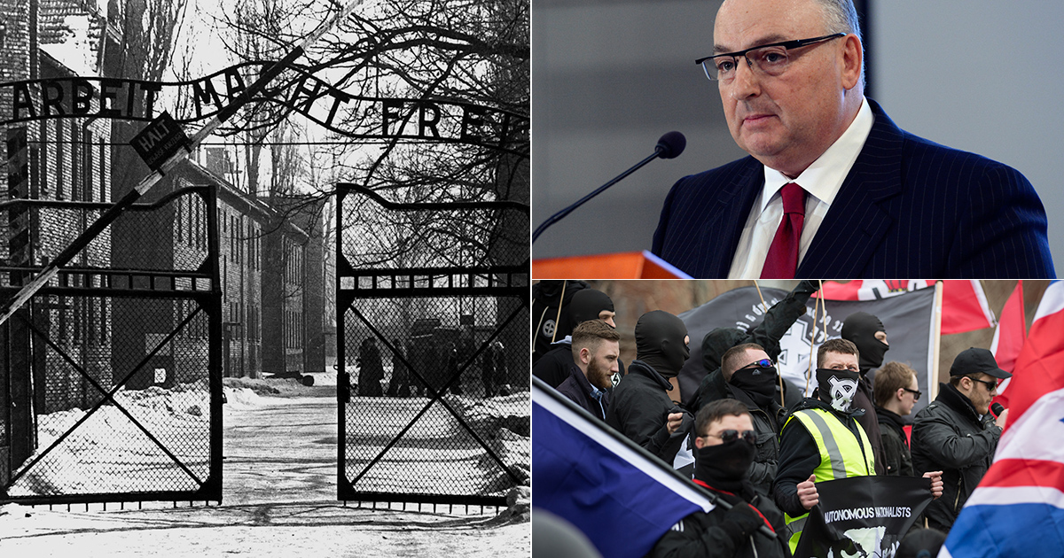 Rise in hate crime mirrors 'dark days of the 1930s', Jewish leader warns