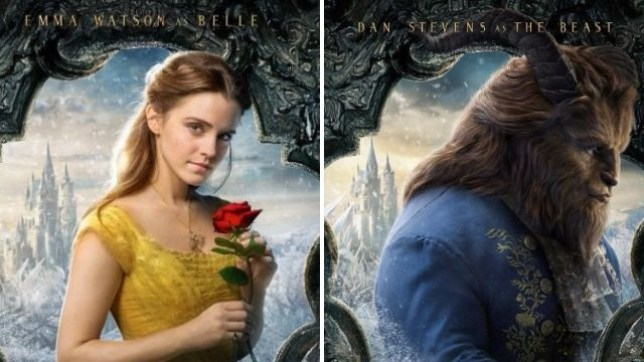 New Beauty And The Beast Motion Posters Show Off The Full Cast Metro News