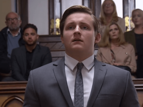 Emmerdale spoilers: Lachlan White discovers his fate tonight in big trial drama