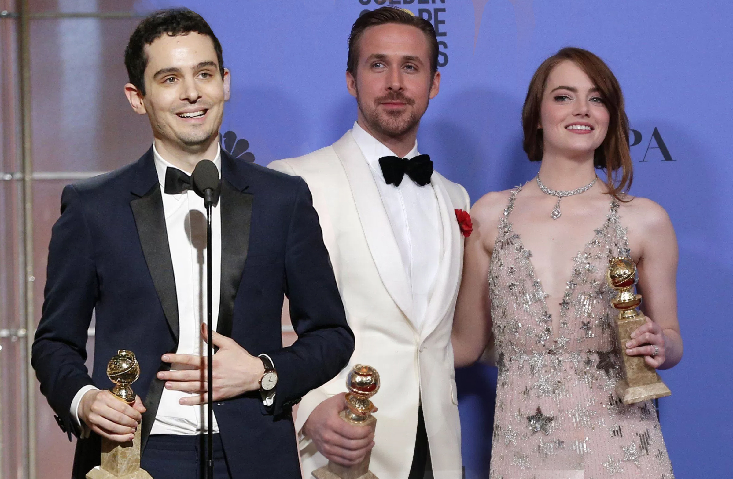 10 things we learnt from this year's Golden Globes