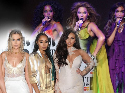 Little Mix match a record so far only set this millennium by Destiny's Child