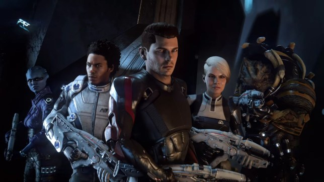 Games Inbox: How would you reboot Mass Effect? | Metro News