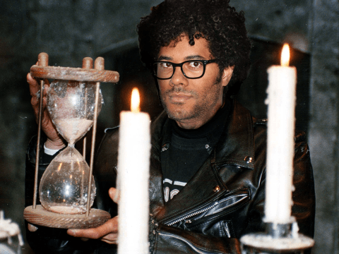 Guess he's not doing Bake Off then! Richard Ayoade to front The Crystal Maze for a full series