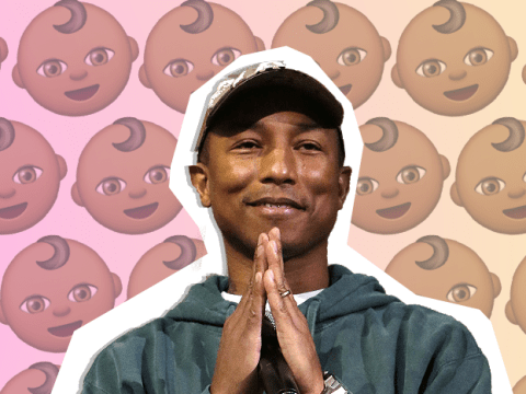 Pharrell's wife has given birth to triplets and we are so happyyyyyyyyy for them