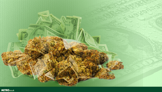 People are 'microdosing' tiny hits of weed at work to boost