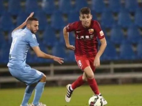 Oscar scores on Shanghai SIPG debut following £60m Chelsea exit