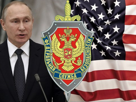 Russia arrests four 'American spies' working as top cybersecurity officials