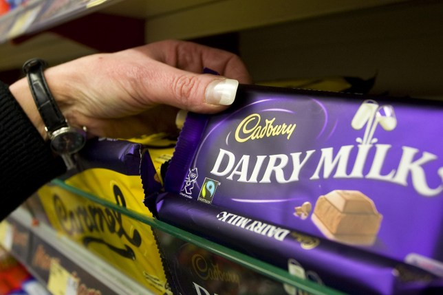 Cadbury's Dairy Milk is now being made in POLAND, as the US owner 'breaks promise to MPs to keep production at the company's iconic Bournville base in Britain' credit REX