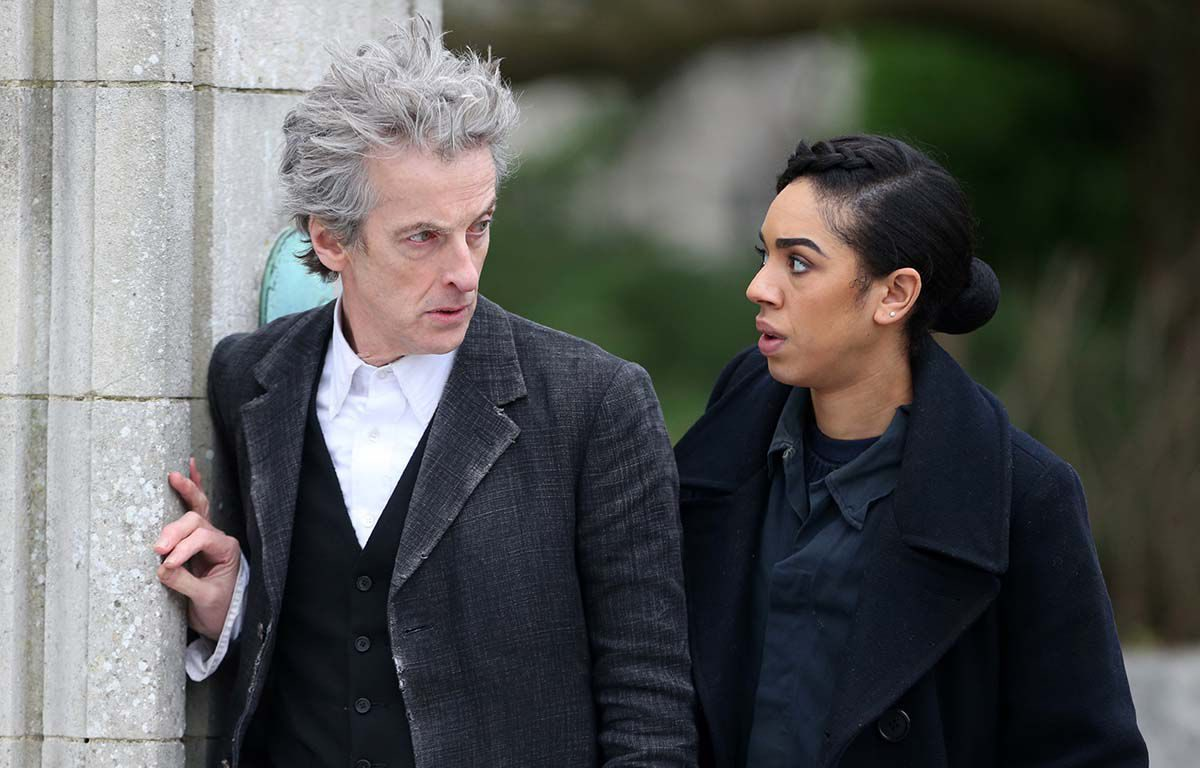 Steven Moffat says we 'shouldn't make a fuss' about new Doctor Who companion Bill being gay
