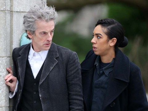 Awkward moment as new companion Pearl Mackie makes 'unforgivable' Doctor Who gaffe on The One Show