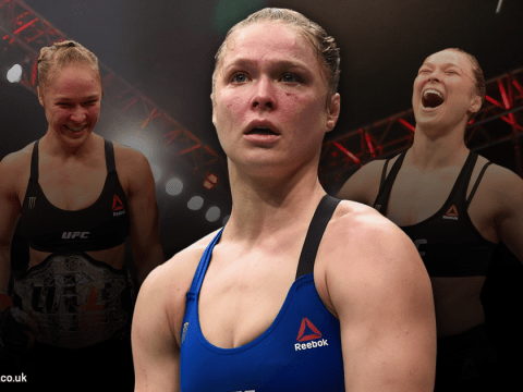 Ronda Rousey risks tarnishing her supreme legacy should she retire from the UFC now