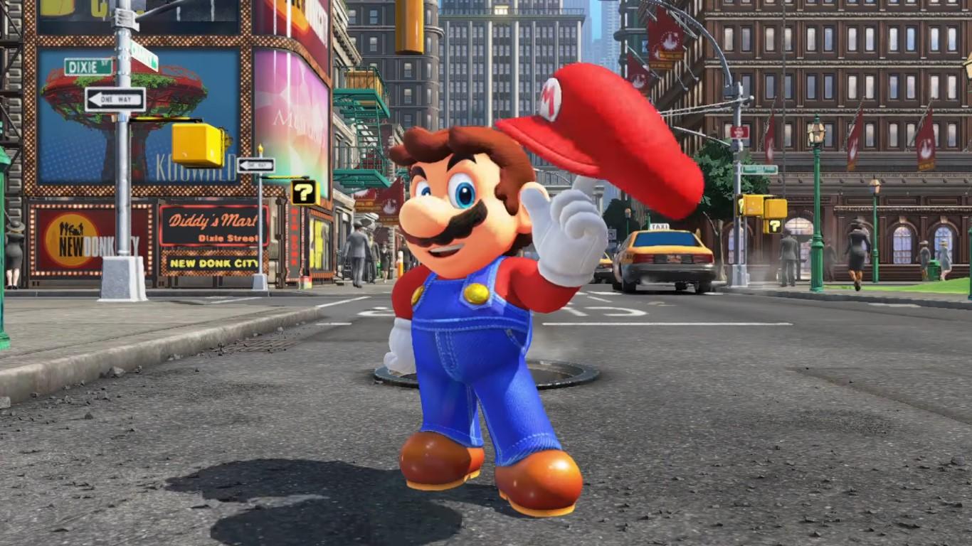 Watch every new Nintendo Switch game trailer: Super Mario Odyssey, Splatoon 2, Zelda, and Mario Kart 8 Deluxe