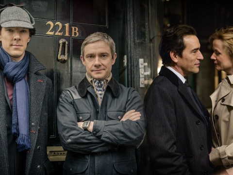 Sherlock fans livid after Apple Tree Yard turned out NOT to be a new Sherlock episode