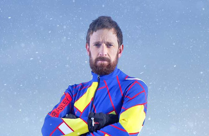 Sir Bradley Wiggins left injured hours before The Jump launch