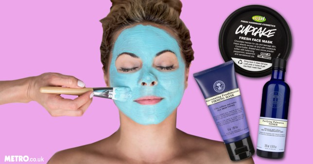 (Picture@ Getty/ Lush/ Neals) xx natural, cruelty-free products for people with adult acne to try