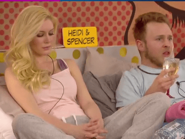Speidi are fuming after being given the eternal nomination curse on Celebrity Big Brother