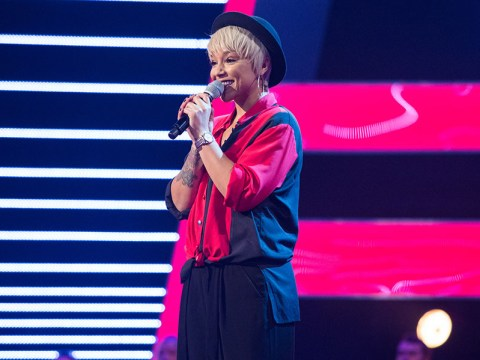Will.i.am didn't turn for Voice hopeful Tanya Lacey – even though she once wrote a song for him