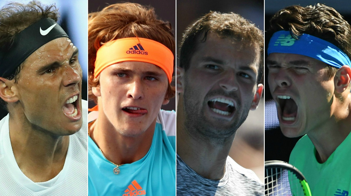 Who could Sir Andy Murray face in the Australian Open final after Novak Djokovic's exit?