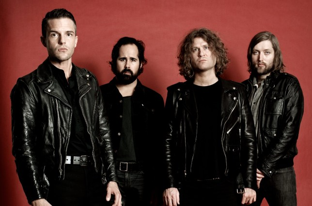 The Killers, 2012