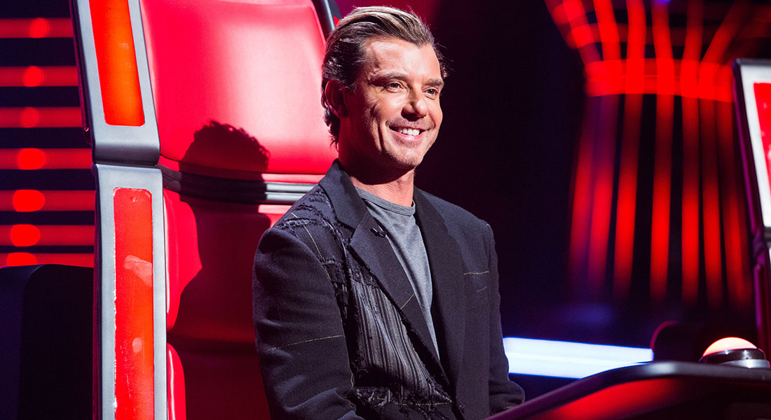 Is Gavin Rossdale about to be axed from The Voice after just one series?