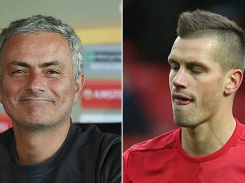 Jose Mourinho reveals why he's 'happy' Morgan Schneiderlin is set to leave Manchester United