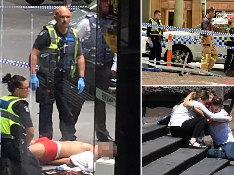 Young child among four dead after driver 'deliberately' ploughs into pedestrians in Melbourne