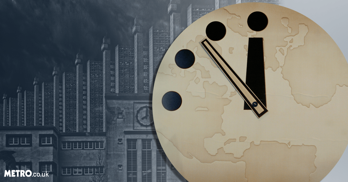 Doomsday Clock: We are two and a half minutes from nuclear apocalypse