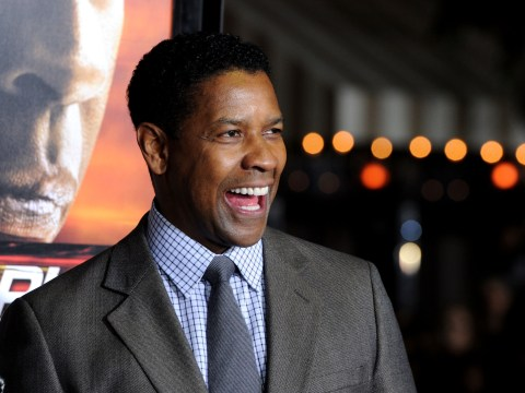 Denzel Washington stole a platter of shrimp at the Oscars and now we love him even more