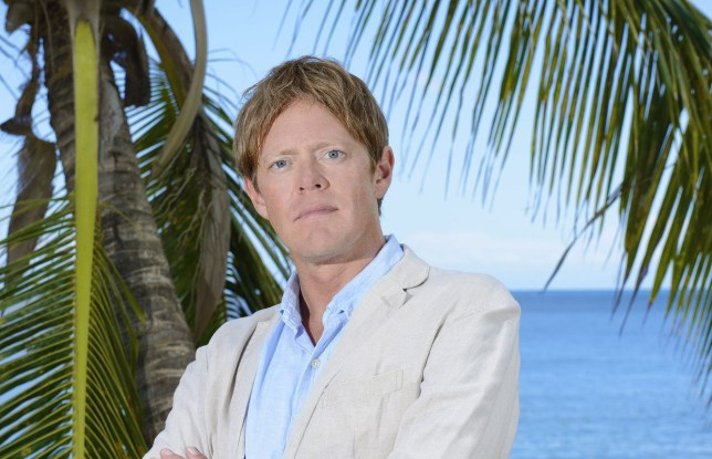 WARNING: Embargoed for publication until 00:00:01 on 23/12/2016 - Programme Name: Death in Paradise S6 - TX: n/a - Episode: n/a (No. Generics) - Picture Shows: Humphrey (KRIS MARSHALL) - (C) Red Planet Pictures - Photographer: Denis Guyenon