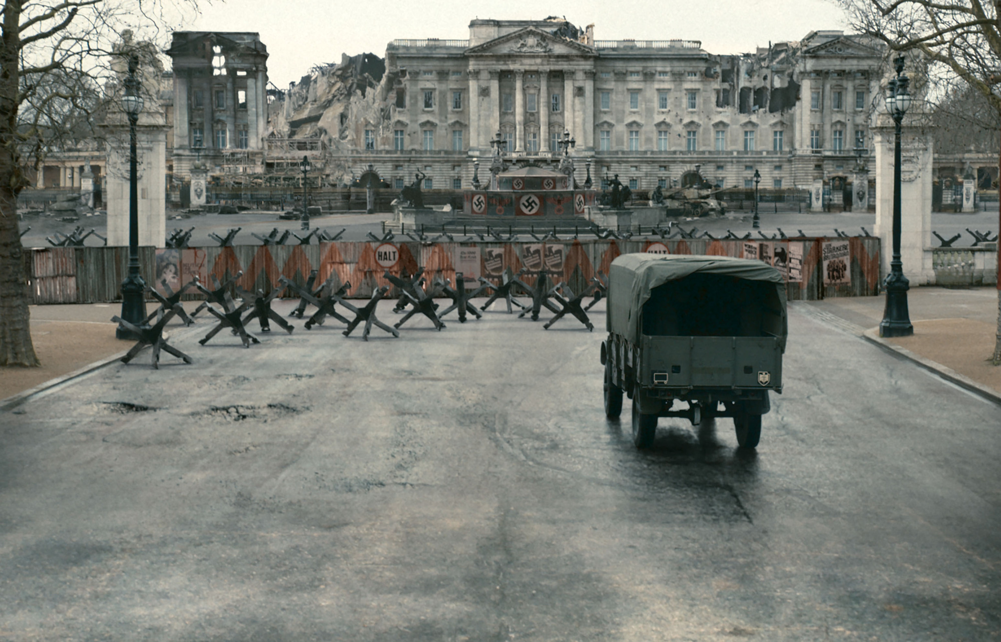 How accurate was BBC One's alternate history thriller SS-GB?
