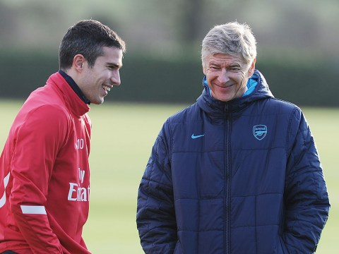 Rio Ferdinand reveals Robin van Persie's scathing inside take on Arsenal