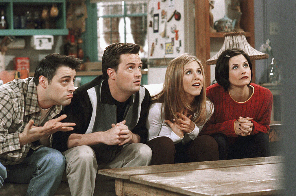 Matthew Perry has revealed his favourite Friends one-liner and could it BE any funnier?