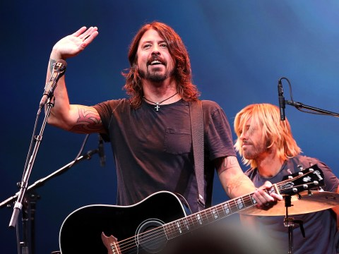Foo Fighters debut new track The Sky Is A Neighbourhood at San Francisco show
