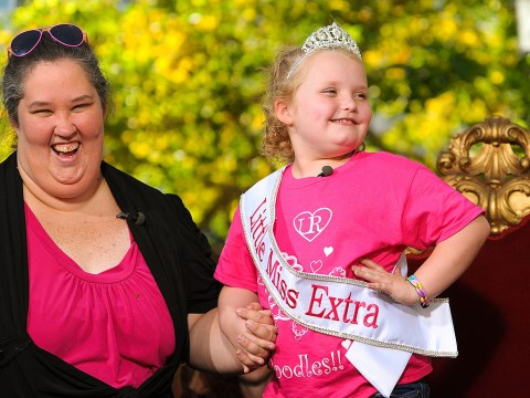 Mama June from Here Comes Honey Boo Boo is now a UK size 8