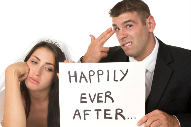 Why couples are getting married to save their relationship