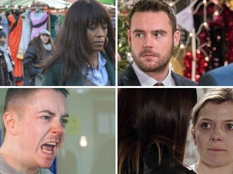 25 soap spoilers: Emmerdale wedding twist, EastEnders danger, Coronation Street baby drama, Hollyoaks hostage horror