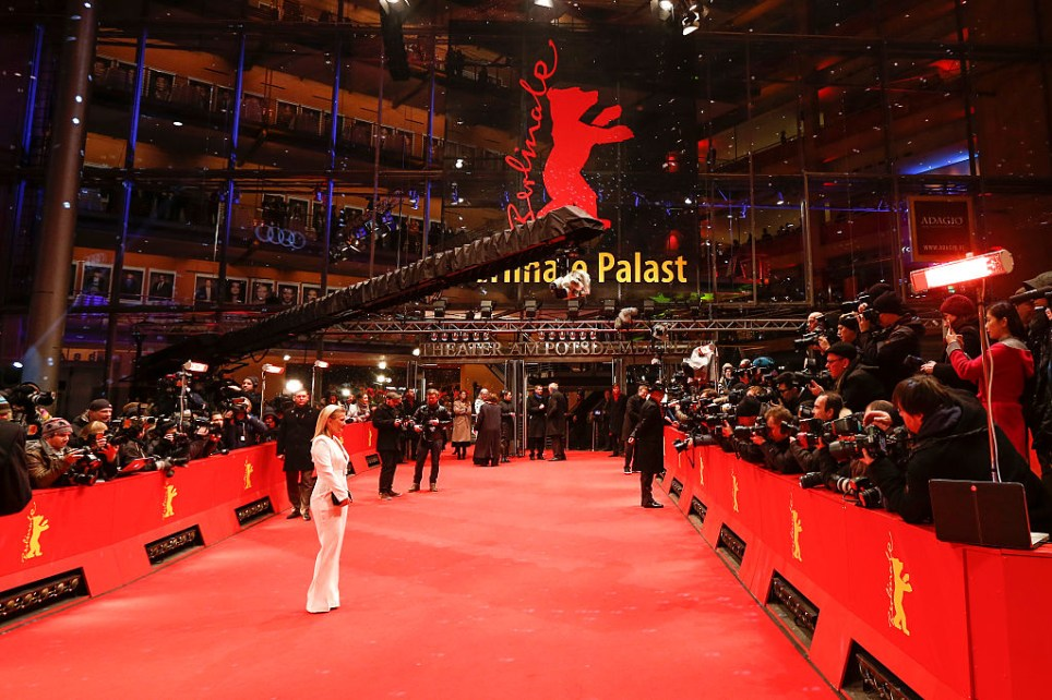 The Berlin Film Festival is always fun (Picture: Getty Images)