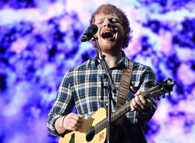 Ed Sheeran is reportedly heading to Worthy Farm (Picture: AFP/Getty Images)