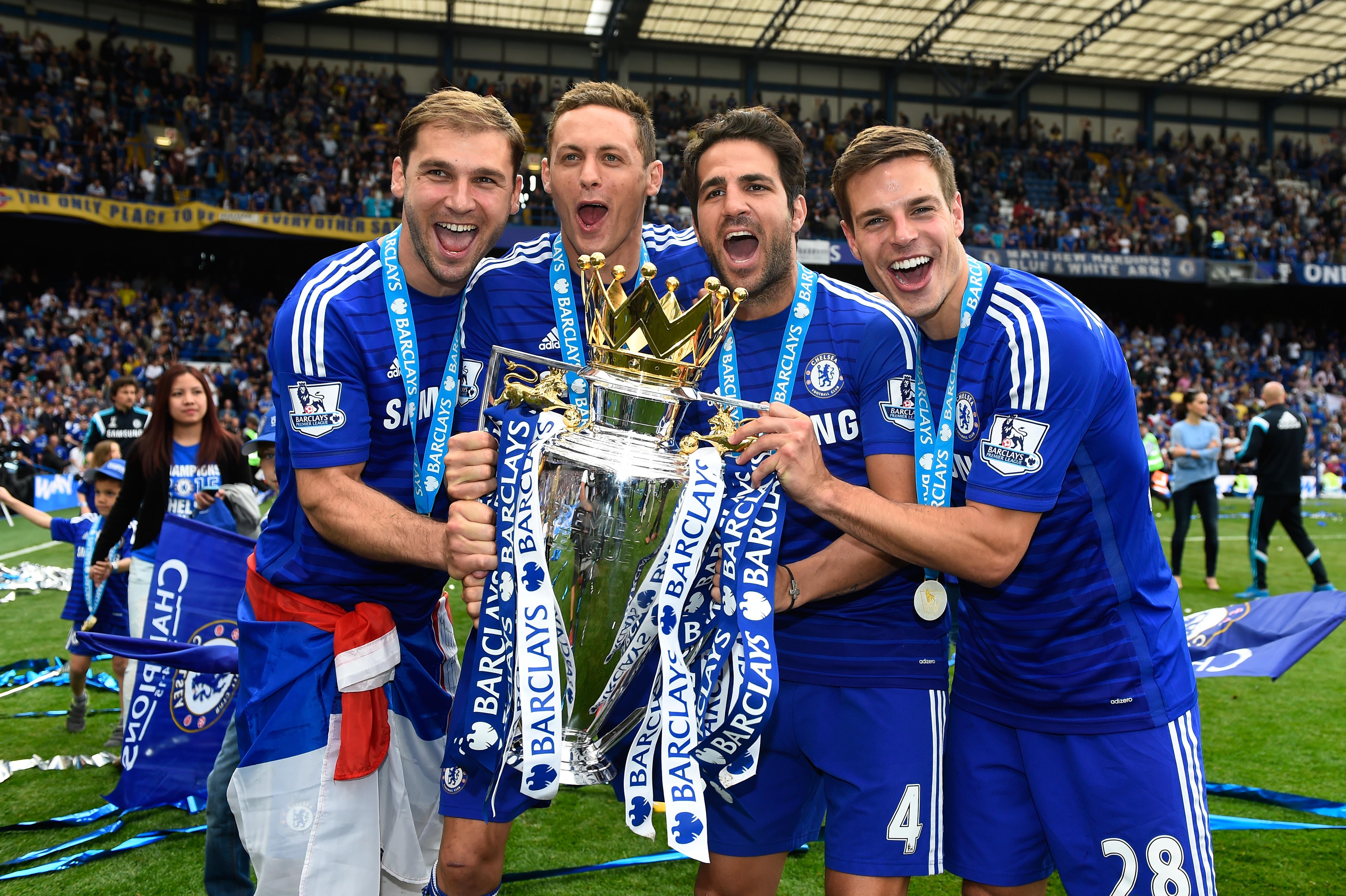 Chelsea post classy tribute to departing defender Branislav Ivanovic