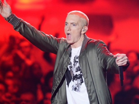 He's back – Eminem is headlining Reading and Leeds for the third time