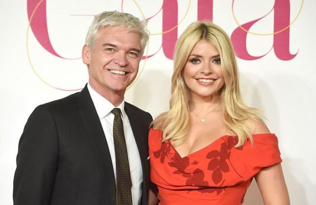 Holly Willoughby and Phillip Schofield are taking a week off from their presenting duties on This Morning (Picture: Getty Images)