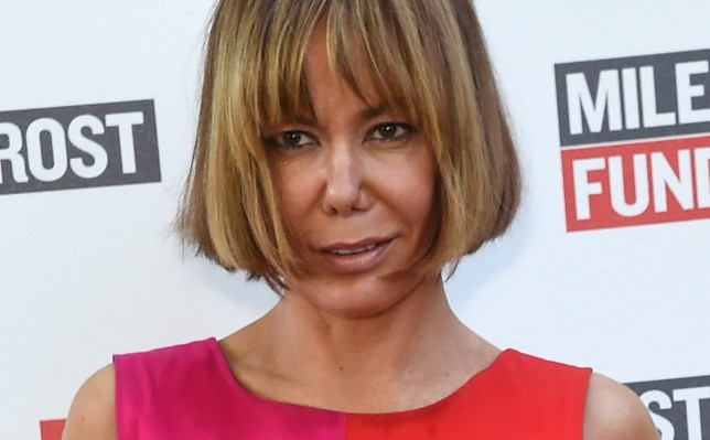 Tara Palmer-Tomkinson is said to have died with cocaine-induced holes in her mouth (Picture: Getty Images for British Heart Foundation)