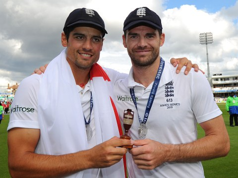 Jimmy Anderson backs Joe Root to step up if 'fantastic' England captain Alastair Cook resigns