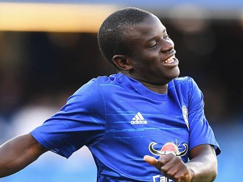 N'Golo Kante talks up Chelsea transfer target Moussa Dembele