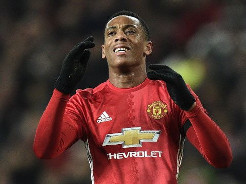 Anthony Martial and Marcus Rashford are getting embarrassed at Manchester United, claims Jamie Carragher