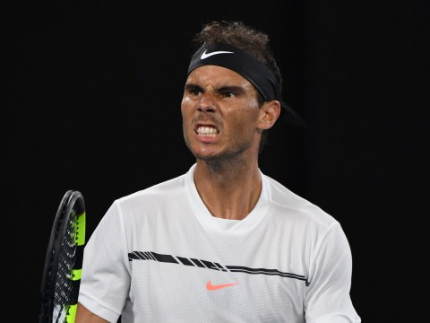 Who will challenge Rafael Nadal at the ATP Rotterdam Open after Stan Wawrinka pulls out?